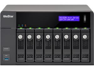 QNAP VS-8232-PRO+-US Ultra-high Performance 8-bay NVR Server for High-end SMBs