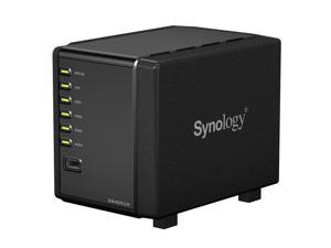 Synology DS409slim DiskStation NAS Server for 2.5 HDD only