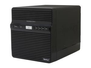 Synology DS411 4-bay NAS Server for Workgroups and Offices