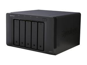 Synology DS1512+ High Performance NAS Server Scales up to 15 Drives for SMB Users