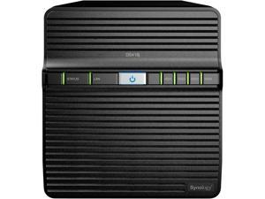 Synology DiskStation DS418j Diskless System Network Storage