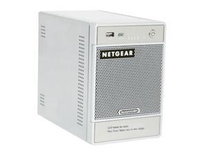 NETGEAR RND4425 ReadyNAS NV+ Gigabit Desktop Network Storage
