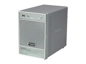Netgear ReadyNas NV+  4-bay NAS Drive Enclosure w/ Gigabit & speeds up to 25MBps (Diskless)