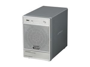 Netgear ReadyNas NV+  4TB 4-bay (4 x 1000GB) 4-bay Network Storage (NAS) w/ Gigabit & speeds up to 25MBps