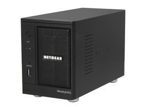 NETGEAR RNDP2220-100NAS ReadyNAS Pro 2 Network Storage for Business with iSCSI