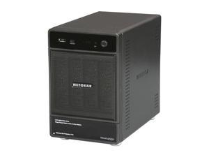 NETGEAR RNDP4210-100NAS ReadyNAS Pro 4 4-bay unified Network Storage for  Business with 2 x 1TB HDD
