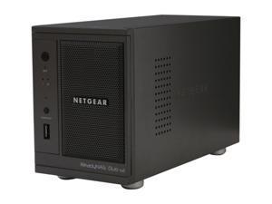 NETGEAR ReadyNAS Duo v2 2-bay (2x1TB) w/ 3 yr warranty (RND2210-200NAS)