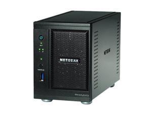 NETGEAR RNDP2230D-100NAS ReadyNAS Pro 2-bay (2x3TB desktop HD) w/ 3 yr warranty