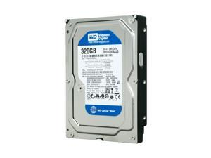 "Western Digital WD Blue WD3200AAJS 320GB 7200 RPM 8MB Cache SATA 3.0Gb/s 3.5"" Internal Hard Drive"