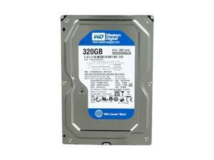 "Western WD3200AAJS Digital Blue / 320GB / 7200RPM / 8MB Cache SATA 3.0Gb/s 3.5"" Internal Hard Bare Drive"