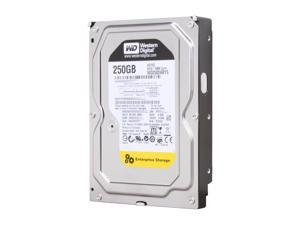 "Western Digital RE3 WD2502ABYS 250GB 7200 RPM 16MB Cache SATA 3.0Gb/s 3.5"" Internal Hard Drive"