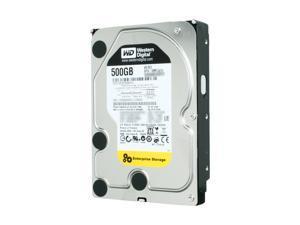 "Western Digital RE3 WD5002ABYS 500GB 7200 RPM 16MB Cache SATA 3.0Gb/s 3.5"" Internal Hard Drive Bare Drive"