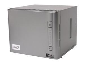 WD WDA4NC20000N ShareSpace Network Storage