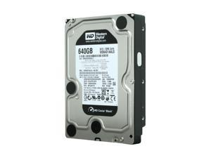 "Western Digital WD Black WD6401AALS 640GB 7200 RPM 32MB Cache SATA 3.0Gb/s 3.5"" Internal Hard Drive"