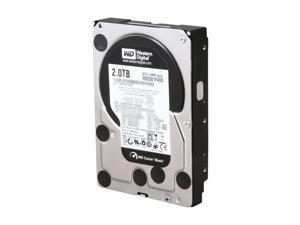 "Western Digital WD Black WD2001FASS 2TB 7200 RPM 64MB Cache SATA 3.0Gb/s 3.5"" Internal Hard Drive"