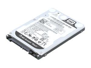 """Western Digital Scorpio Black WD2500BJKT 250GB 7200 RPM 16MB Cache SATA 3.0Gb/s 2.5"""" Internal Notebook Hard Drive"""
