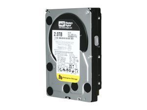 "Western Digital RE4 WD2003FYYS 2TB 7200 RPM 64MB Cache SATA 3.0Gb/s 3.5"" Internal Hard Drive Bare Drive"