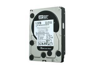 "Western Digital WD Black WD1501FASS 1.5TB 7200 RPM 64MB Cache SATA 3.0Gb/s 3.5"" Internal Hard Drive"