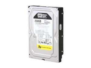 "Western Digital WD RE4 WD2503ABYX 250GB 7200 RPM 64MB Cache SATA 3.0Gb/s 3.5"" Internal Enterprise Hard Drive Bare Drive"
