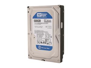 "Western Digital Blue RFHWD5000AAKX 500GB 7200 RPM 16MB Cache SATA 6.0Gb/s 3.5"" Internal Hard Drive Bare Drive"