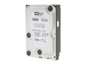 "WD WD Black WD7501AALS 750GB 7200 RPM 32MB Cache SATA 3.0Gb/s 3.5"" Hard Drive"