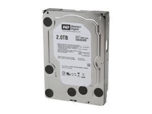 "WD WD Green WD20EARS-FR 2TB 64MB Cache SATA 3.0Gb/s 3.5"" Internal Hard Drive"