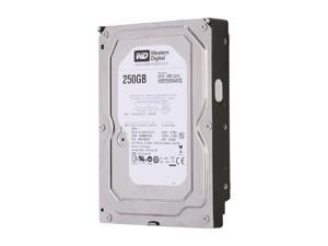 "WD WD2500AAVS 250GB 5400 RPM 8MB Cache SATA 3.0Gb/s 3.5"" Internal Hard Drive"