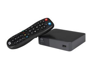 Western Digital WDBHG70000NBK-HESN TV Live Streaming Media Player, Wi-Fi, Full-HD 1080p