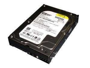 "Western Digital Caviar SE WD2500PD 250GB 7200 RPM 8MB Cache SATA 1.5Gb/s 3.5"" Hard Drive Bare Drive"
