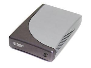 WD Dual-option USB 2.0 80GB USB 2.0 External Hard Drive