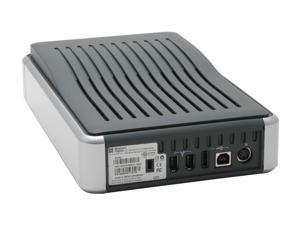 "WD Dual-option Media Center 320GB USB 2.0 / Firewire400 3.5"" External Hard Drive"