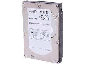 "Seagate Cheetah 15K.5 ST3300655LC 300GB 15000 RPM 16MB Cache SCSI Ultra320 80pin 3.5"" Hard Drive Bare Drive"