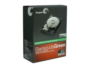 "Seagate Barracuda ST320005N4A1AS-RK 2TB 5900 RPM 64MB Cache SATA 3.0Gb/s 3.5"" Internal Hard Drive Retail kit"