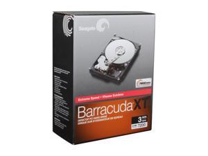 "Seagate Barracuda XT ST330005N1A1AS-RK 3TB 7200 RPM 64MB Cache SATA 6.0Gb/s 3.5"" Internal Hard Drive"