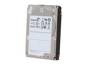 "Seagate Savvio 10K.5 ST9600205SS 600GB 10000 RPM 64MB Cache SAS 6Gb/s 2.5"" Internal Enterprise Hard Drive"