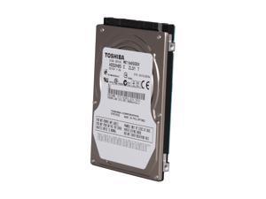 "TOSHIBA MK1665GSX 160GB 5400 RPM 8MB Cache SATA 3.0Gb/s 2.5"" Internal Notebook Hard Drive Bare Drive"