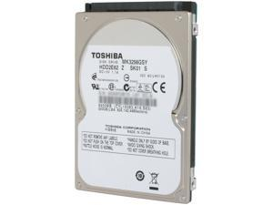 "TOSHIBA MK3256GSY 320GB 7200 RPM 16MB Cache SATA 3.0Gb/s 2.5"" Internal Notebook Hard Drive"