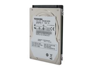 "TOSHIBA MK3261GSYN 320GB 7200 RPM 16MB Cache SATA 3.0Gb/s 2.5"" Internal Notebook Hard Drive"