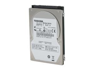 "TOSHIBA MK5061GSYN 500GB 7200 RPM 16MB Cache SATA 3.0Gb/s 2.5"" Internal Notebook Hard Drive"