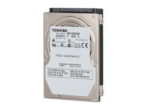 "TOSHIBA MK1059GSM 1TB 5400 RPM 8MB Cache SATA 3.0Gb/s 2.5"" 12.5mm Internal Notebook Hard Drive"
