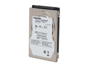 "TOSHIBA MK3265GSXW 320GB 5400 RPM 8MB Cache SATA 3.0Gb/s 2.5"" Internal Notebook Hard Drive Bare Drive"
