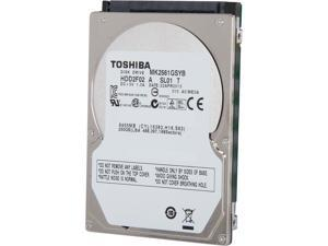 "TOSHIBA MK2561GSYB 250GB 7200 RPM 16MB Cache SATA 3.0Gb/s 2.5"" Internal Notebook Hard Drive"