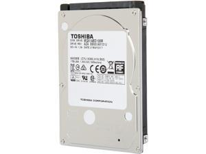 "TOSHIBA MQ01ABD100M 1TB 5400 RPM 8MB Cache SATA 6.0Gb/s 2.5"" Internal Notebook Hard Drive"