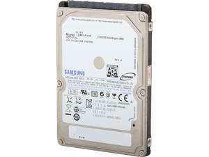 "SAMSUNG Spinpoint M7E ST160LM000/HM161GL 160GB 5400 RPM 8MB Cache SATA 3.0Gb/s 2.5"" Internal Notebook Hard Drive"