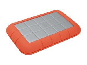 "LACIE Rugged ALL-Terrain 200GB 7200 RPM 2.5"" USB 2.0 / Firewire400 / Firewire800 External Hard Drive Model 301310"