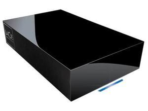 "LACIE 1TB 3.5"" Black External Hard Drive"