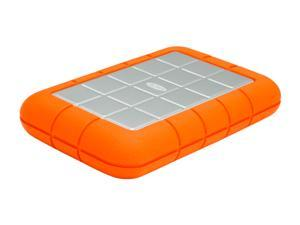 "LACIE Rugged 320GB 2.5"" USB 2.0 / IEEE 1394a / 1394b Mac Storage"