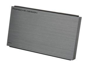 LaCie 500GB Porsche Design P'9220 External Hard Drive USB 3.0 Model LAC301998 Gray