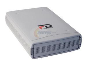 Fantom Drives Premier Slim 80GB USB 2.0 External Hard Drive