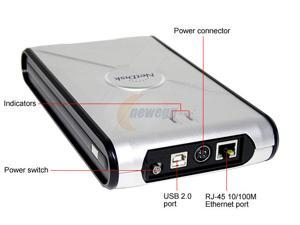 XIMETA NDU10-160 Network Hard Drive